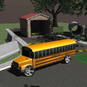 Play School Bus Games - Bus Games