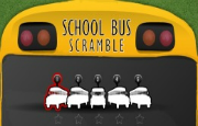 school bus scramble